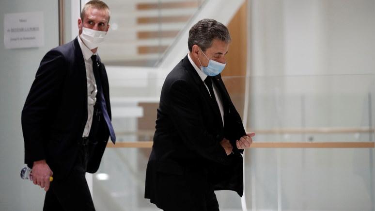 BFM TV: Саркози стал первым экс-президентом Франции, для которого прокуратура потребовала реального срока