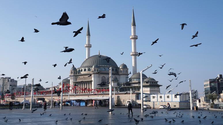 Hürriyet Daily News: Анкару возмутили «предвзятые» санкции ЕС