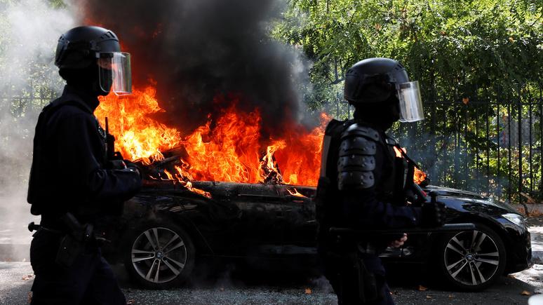 Обозреватель Figaro:  массовая миграция и потакание меньшинствам сделали Францию непригодной для жизни