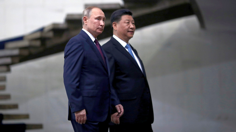 NoonPost: пандемия укрепляет альянс России и Китая против Запада