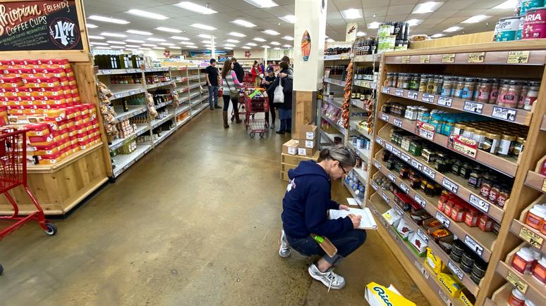 Washington Post: чтобы выжить — голод толкает американцев на воровство продуктов
