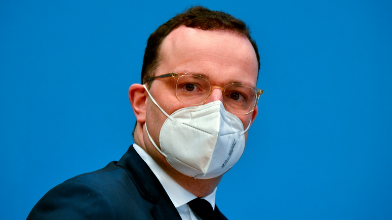 Лето упущенных возможностей — Der Tagesspiegel о провале Минздравом Германии программы по созданию резерва средств защиты от коронавируса