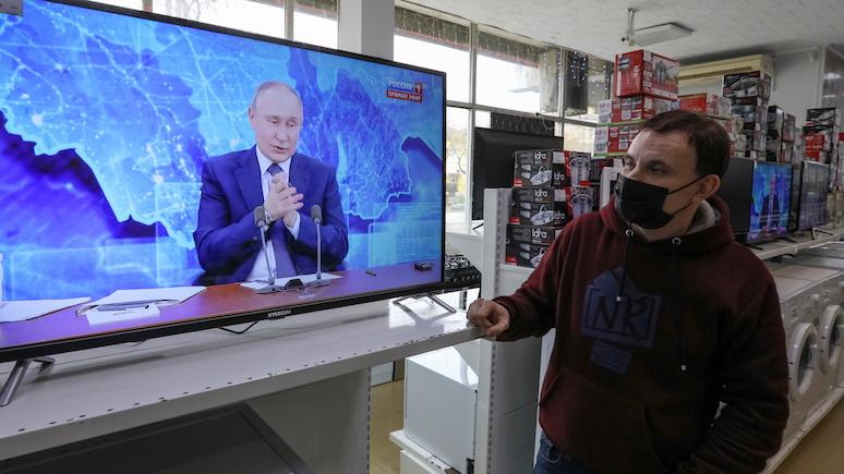 Washington Post: несмотря на «море проблем» Путин уверен, что Россия лучше других стран справляется с пандемией
