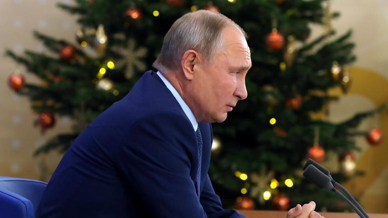 Das Erste: Путин не видит в американских санкциях угрозу «Северному потоку — 2»