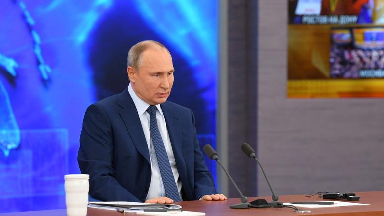 Guardian: «легализация материалов американских спецслужб» — Путин опроверг обвинения в отравлении Навального