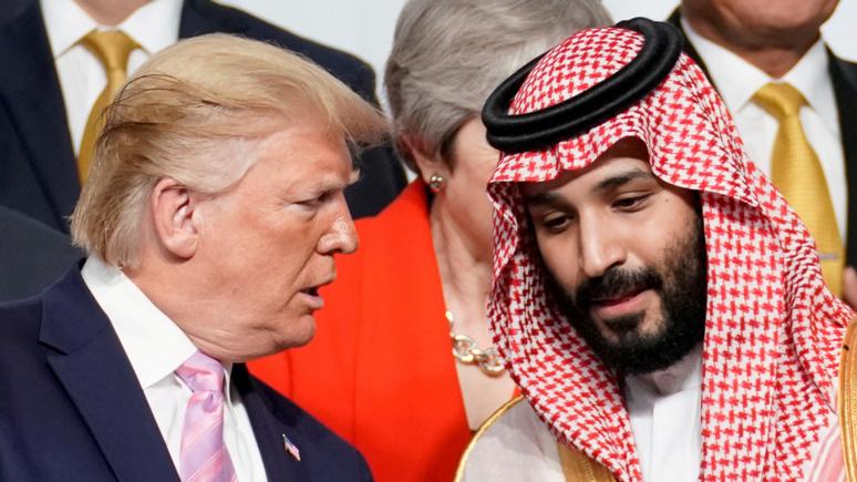WP: администрация Трампа рассмотрит запрос о предоставлении иммунитета саудовскому принцу