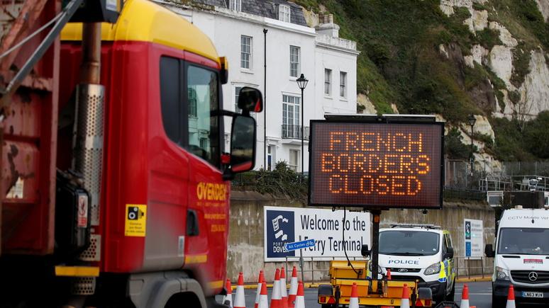 Le Figaro: брексит и коронавирус превращаются во взрывной коктейль для британской экономики