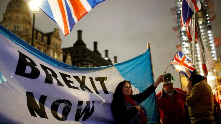 Guardian: «всё, что британскому обществу было обещано» — Лондон и Брюссель согласовали сделку по брекситу