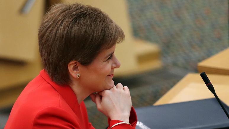 DT: «пора прокладывать собственный путь» — после сделки по брекситу в Шотландии вновь заговорили о независимости