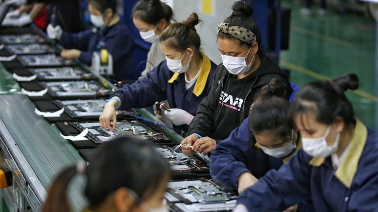 Guardian: из-за пандемии Китай станет крупнейшей экономикой в мире уже к 2028 году