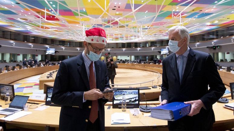Guardian: ЕС одобрит сделку по брекситу «в течение нескольких дней»