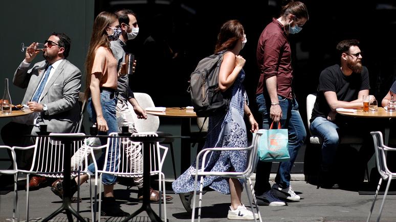 Handelsblatt: «принесённое в жертву поколение» — французская молодёжь страдает от последствий пандемии