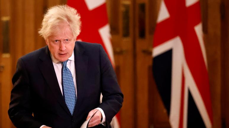 Telegraph: Джонсон заявил о грядущих больших переменах для Британии