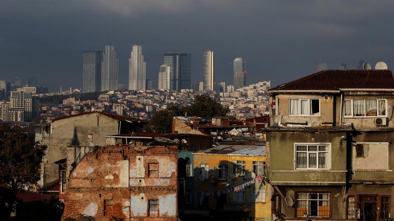 New York Times: экономические невзгоды Турции испытывают власть Эрдогана на прочность