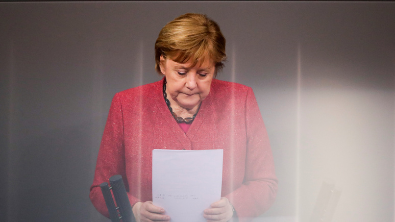 Le Figaro: 2021 год станет для Германии концом эпохи Меркель