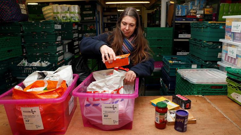 CNN: коронавирус обнажил проблему голода даже в обеспеченной Европе