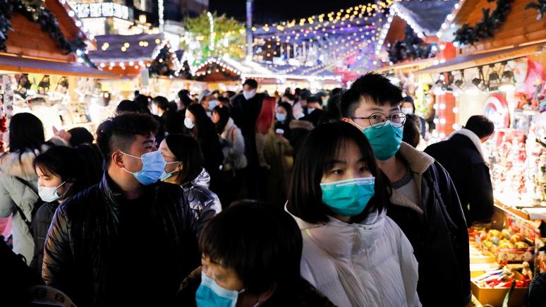 Le Figaro: «ковидная рулетка» — Китай празднует победу над эпидемией, пока остальной мир в кризисе