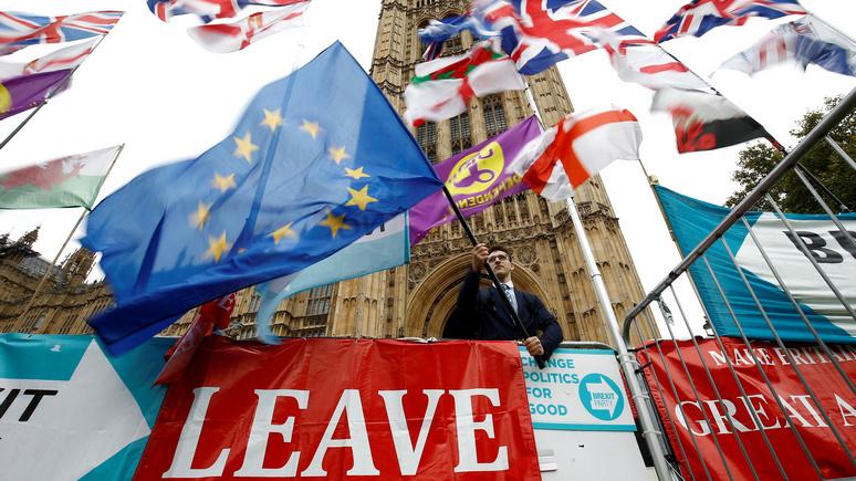 Le Figaro: «прыжок в неизвестность» — в 2021 году Великобритании придётся разбираться с последствиями брексита