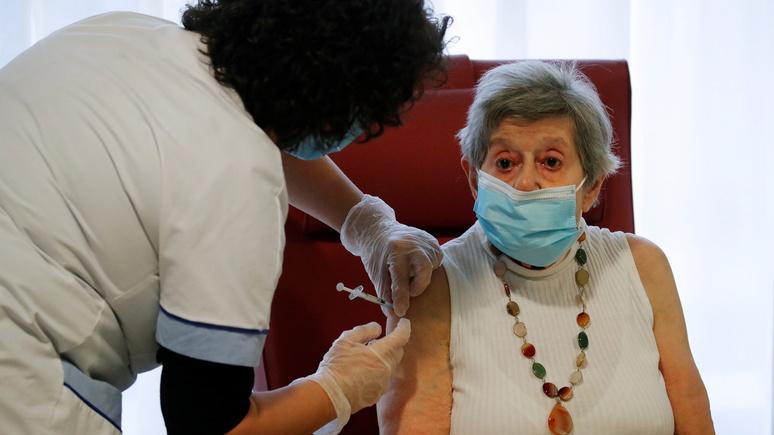 Kurier: от политических убеждений до боязни побочных эффектов — прививочных скептиков больше всего в Европе