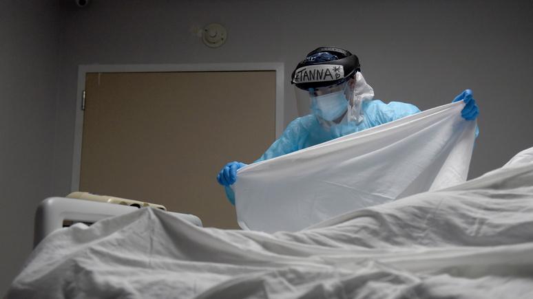 CNN: новый всплеск коронавируса грозит США «тотальным крахом» здравоохранения