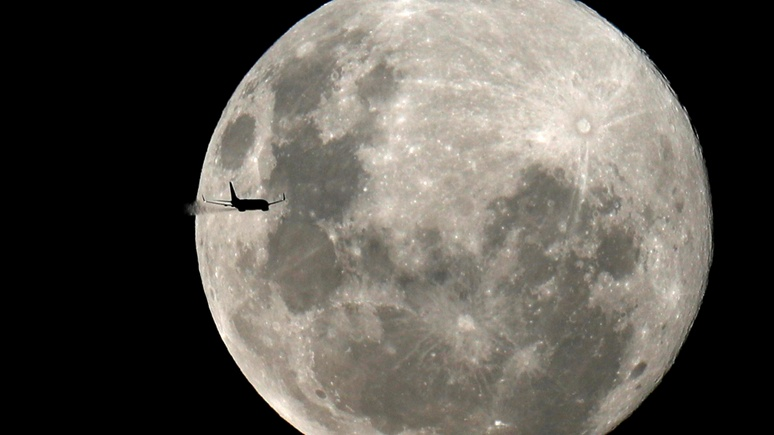 Fredzone: космические державы рискуют развязать звёздную войну из-за Луны