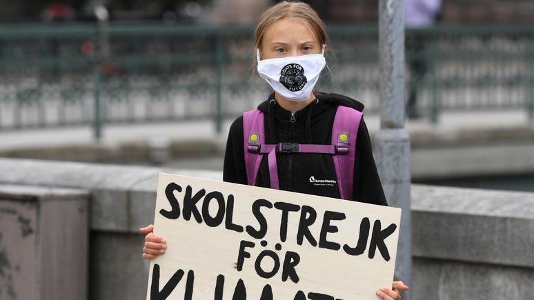 Bild: Грета Тунберг теперь совершеннолетняя, но климатический активизм она не забросит