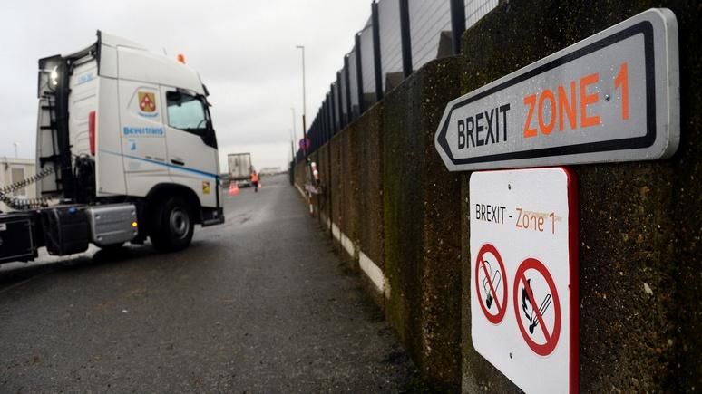 SRF: в 5 раз больше бюрократии — британцы столкнулись с реальностью брексита