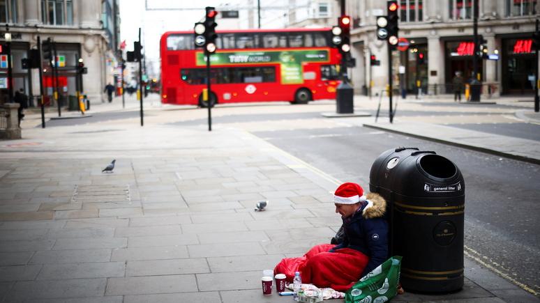 Daily Mail: коронавирус обострил социальное неравенство в Великобритании