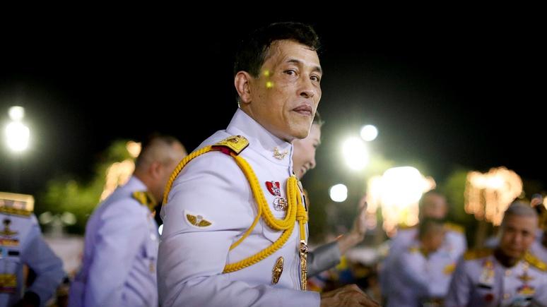 N-TV: тайскому королю не нужна виза для посещения Германии, но не все этому рады