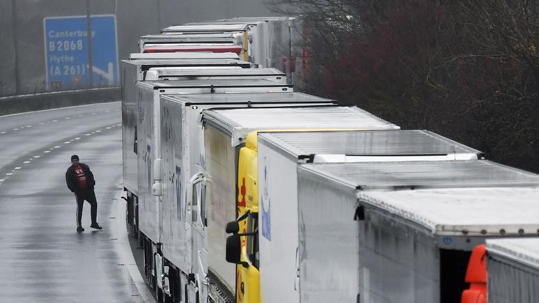Independent: Великобритании предрекли полгода хаоса в портах Ла-Манша
