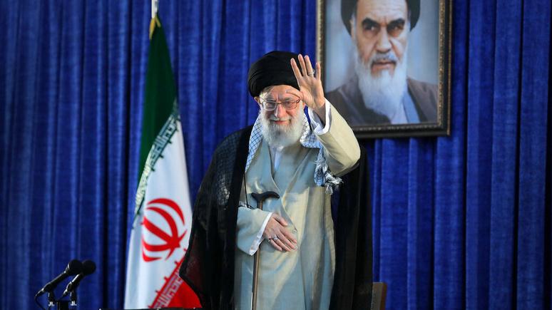 Daily Mail: «США высмеивают даже их друзья» — аятолла Хаменеи прокомментировал штурм Капитолия
