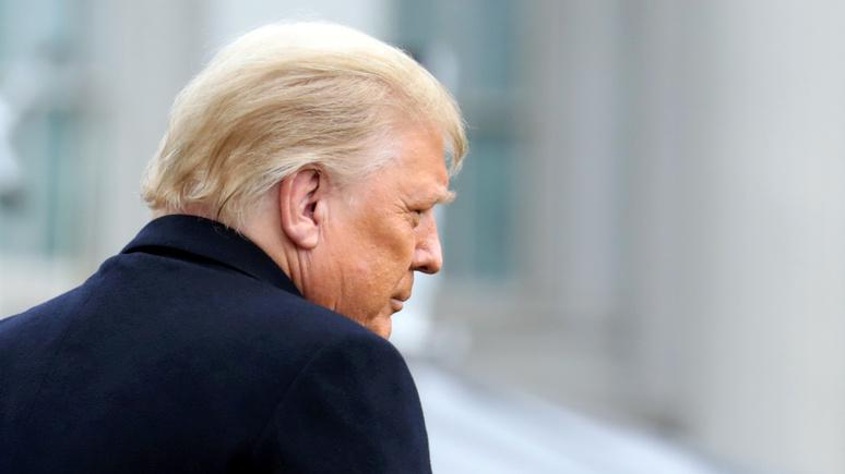 Independent: штурм Капитолия оттолкнул от Трампа даже союзников среди иностранных лидеров