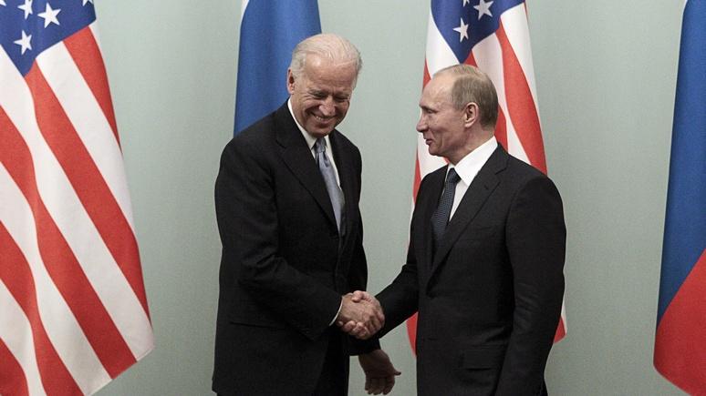 Arab News: Байден склонен к конструктиву, но большого потепления отношений США и России ждать не стоит