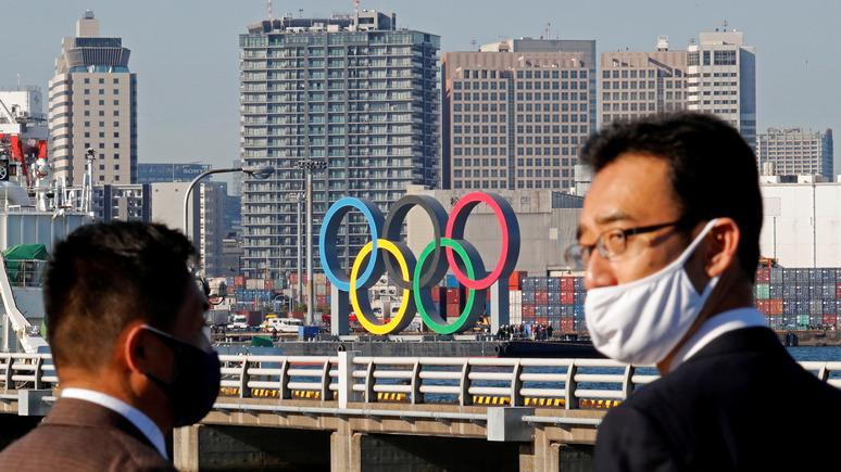Mainichi Shimbun: японцы предпочли бы откладывать Олимпиаду и дальше