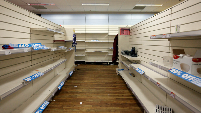 Focus Online: бюрократический хаос из-за брексита привёл к пустым полкам в магазинах Северной Ирландии