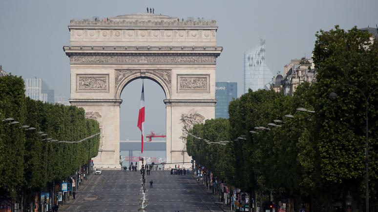 Le Parsien: к Олимпиаде-2024 на Елисейских полях появится «необыкновенный сад»