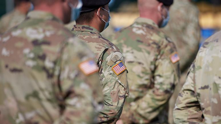 Politico: «кризисная ситуация» — Пентагон столкнулся с подъёмом экстремизма в рядах американской армии
