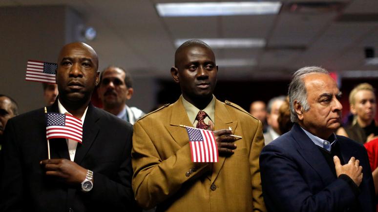 USA Today: «исцелит страну» — в конгрессе предложили сделать песню темнокожих гимном США