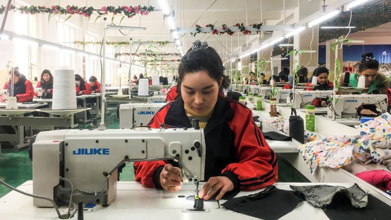 Times: Лондон начнёт штрафовать компании за труд уйгуров в цепочках поставок