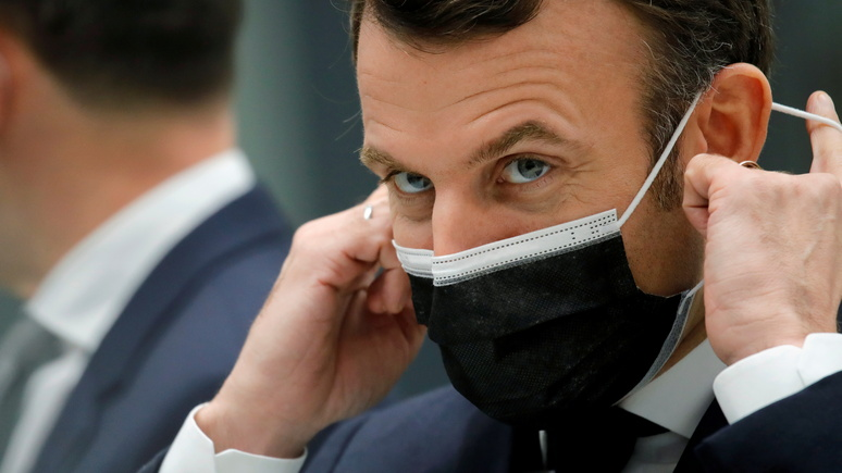 Обозреватель Le Figaro рассказал о дилемме Макрона: сделать 2021-й полезным для страны или для своего переизбрания