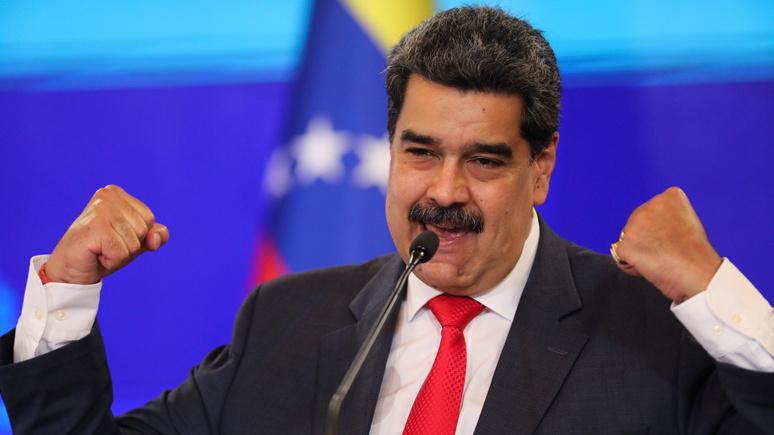 Fox News: несмотря на двухлетние усилия США, долгожданного падения Мадуро так и не произошло