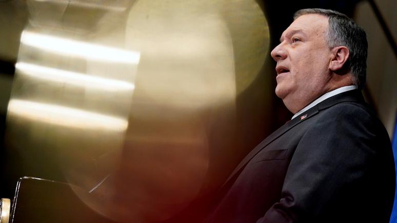 CNBC: администрация Трампа решила напоследок надавить на Иран новыми санкциями