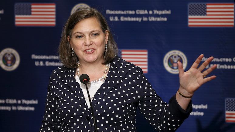 Чёткий сигнал России и Украине — National Interest о выдвижении Нуланд на пост замгоссекретаря США