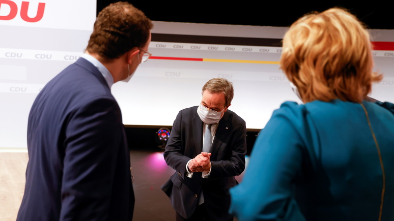 EUobserver: даже с «примирительными» взглядами нового главы ХДС подход Европы к России вряд ли изменится