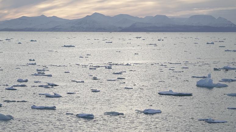 Advance: Россия стремится укрепить статус сильнейшего государства в Арктике
