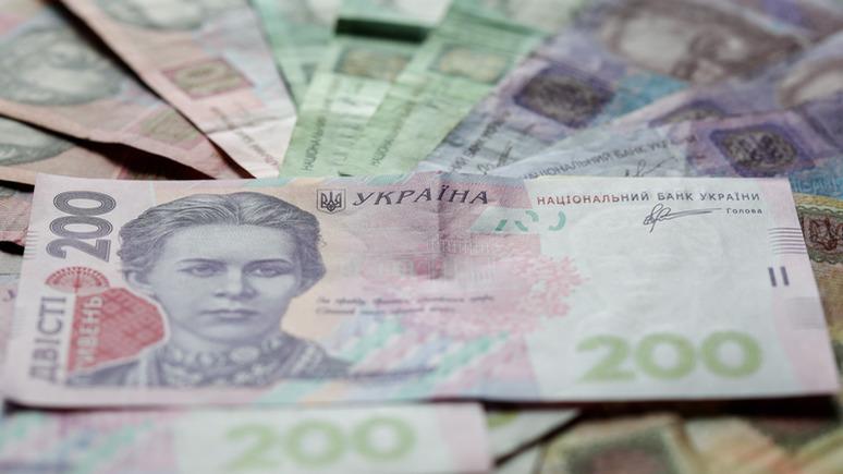 Экс-министр финансов Украины: экономика страны уверенно движется к дефолту
