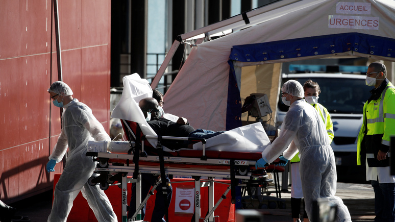 До испанки далеко, но потери серьёзные — Le Figaro о демографических последствиях коронавируса во Франции