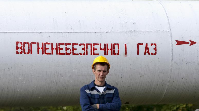 Обозреватель: эксперты назвали безумием планы украинской власти импортировать газ из России