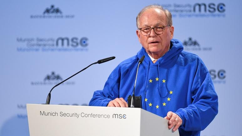 Ишингер: только сотрудничество и доверие укрепят Европу и реанимируют отношения с США