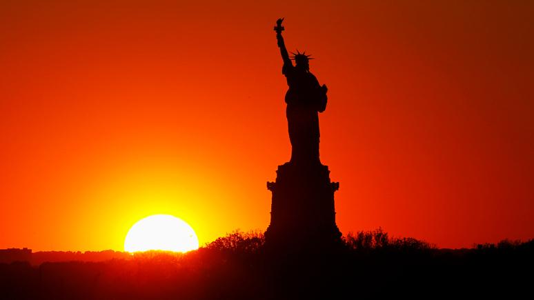 BI: больше не сияющий град на холме — Америке предложили поучиться демократии у других стран